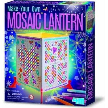 4M Crea Lantaarn in mozaiek