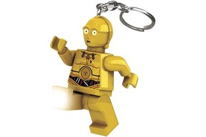 Juratoys Lego Star Wars Key Light - C3PO
