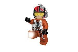 Juratoys Lego Star Wars Key Light - Poe Dameron
