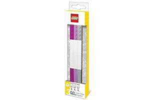 Juratoys LEGO Gelpennen - 3stuks (pastel)
