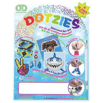 Diamond Dotz - Dotzies Megapack (6-delig) - boys