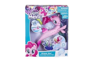 Hasbro My Little Pony The Movie Swimming Seapony 15cm - Pinkie Pie