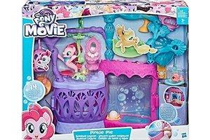 Hasbro My Little Pony The Movie Pinkie Pie Seashell Lagoon Playset