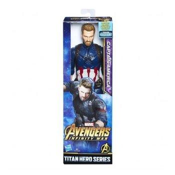 Hasbro Avengers Titan Hero Series Movie - Captain America 30cm
