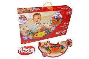 Hasbro playskool bouw en speeltafel