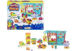 Hasbro Playdoh town dierenwinkel
