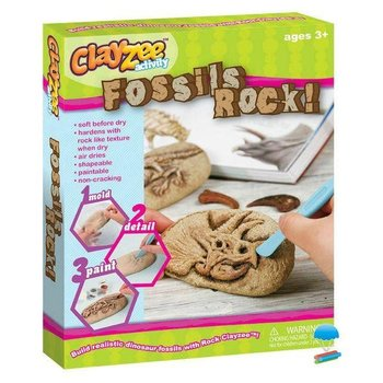 Tomy Clayzee stoere fossielen