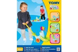 Tomy Loop en show zeehond