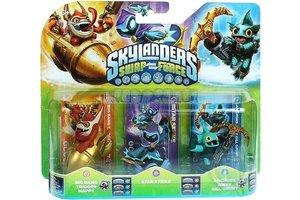 Skylanders triple 4