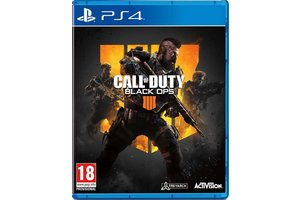 PS4 Call of Duty-Black Ops 4
