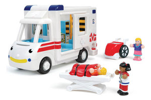 Wow WOW Robin's Medical Rescue - Ziekenwagen