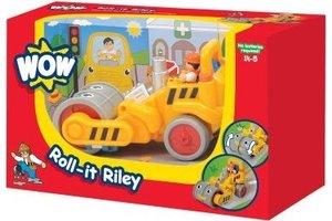 Wow Wow roll it riley