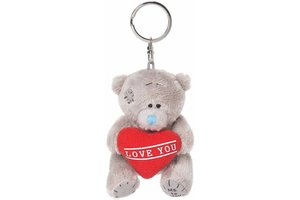 Lannoo Me to You Keyring Pluche 8cm - Love You