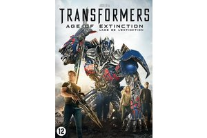 DVD Transformers Age of Extinction