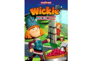 DVD Wickie De Viking - De grote bessenrace