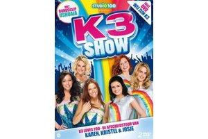 DVD K3 Loves you De afscheidstour van Karen, Kristel & Josje