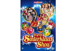 Studio100 - De Grote Sinterklaasshow 2015 (DVD)