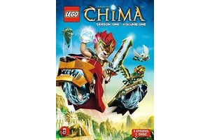 DVD Lego - Legends of Chima