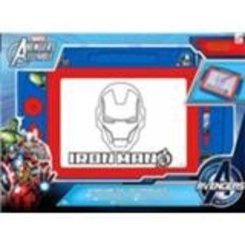 Sambro Avengers - Magnetisch tekenbord + stempels