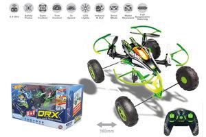 Hot Wheels DRX Monster 3-in-1 X-Terrain Drone