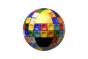 Eureka V-Sphere (sliding 3D Puzzel)