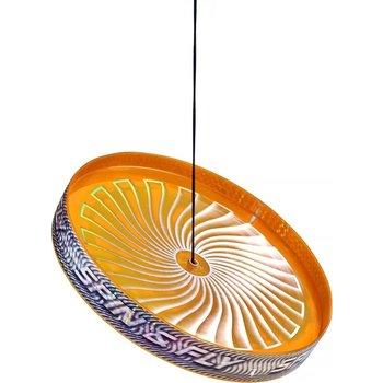 Acrobat Spin-n-Fly Juggling Frisbee - Orange