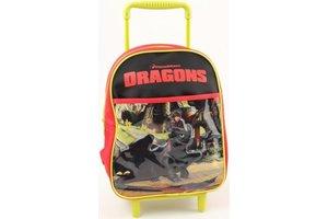 Trolley Backpack Dragons