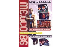 DVDbox Rode Duivels WK86