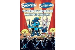Dvd  De Smurfen Toveren en Griezelen