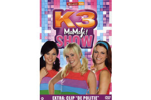 DVD k3 show mamase