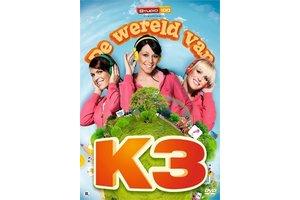 de wereld van K3 dvd