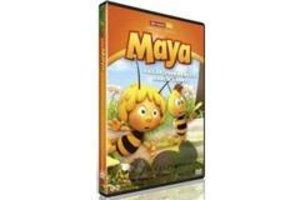 DVD Maya Pas Op Voor De Beer