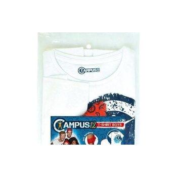 Campus 12 - T-shirt en bandana - 140 (jongens)
