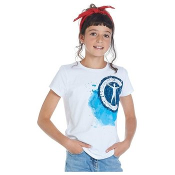 Campus 12 - T-shirt en bandana - 164 (meisjes)