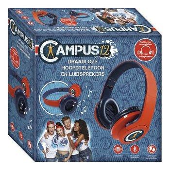 Campus 12 - Hoofdtelefoon & speakers (draadloos)