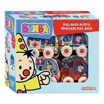 Bumba - Pull-back auto's (4stuks)