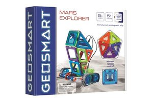 Smart Games GeoSmart Mars Explorer 51-delig