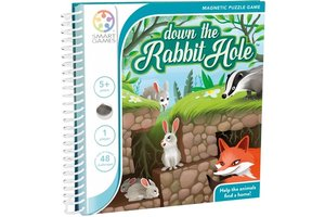 Smart Games Down the Rabbit Hole (reiseditie)