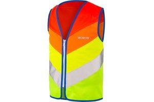 wowow Rainbow Jacket Red Combo - XS