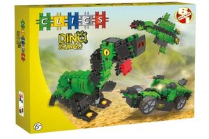 Clics Clics - Dino Squad Box 6-in-1