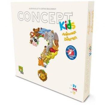 Asmodee Concept Kids - Dieren (bordspel)