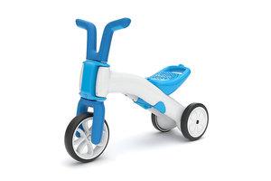 Chillafish Balance Bike Bunzi loopfiets 2-in-1 - blauw