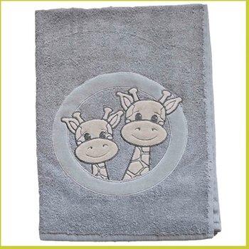 Badhanddoek - grijs