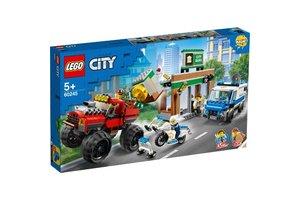 LEGO LEGO City Politiemonstertruck overval
