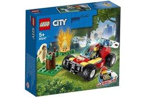 LEGO LEGO City Bosbrand