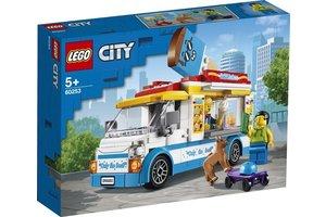 LEGO LEGO City - Ijswagen 60253