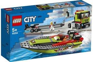 LEGO LEGO City - Raceboottransport