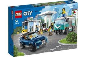 LEGO LEGO City - Benzinestation 60257