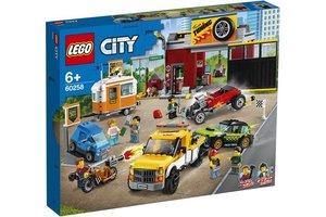 LEGO LEGO City - Tuningworkshop