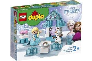 LEGO LEGO Duplo Disney Frozen Elsa's en Olaf's theefeest